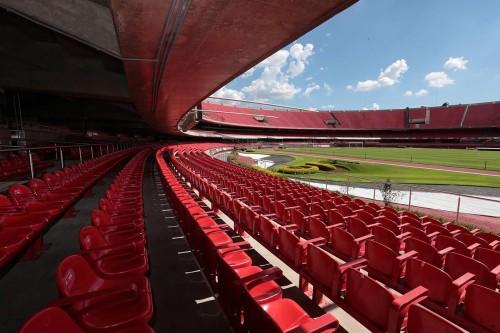 Estádio do Morumbi (Paulo Pinto/saopaulofc.net)