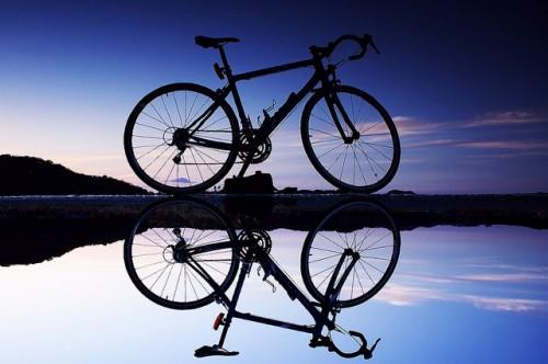 Ciclismo também é uma arte