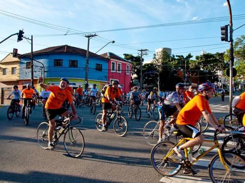 Edição de 2011 do Passeio Ciclístico da Mooca