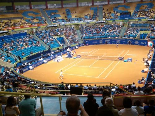 Final do Brasil Open de 2014 no ginásio do Ibirapuera (Esportividade)