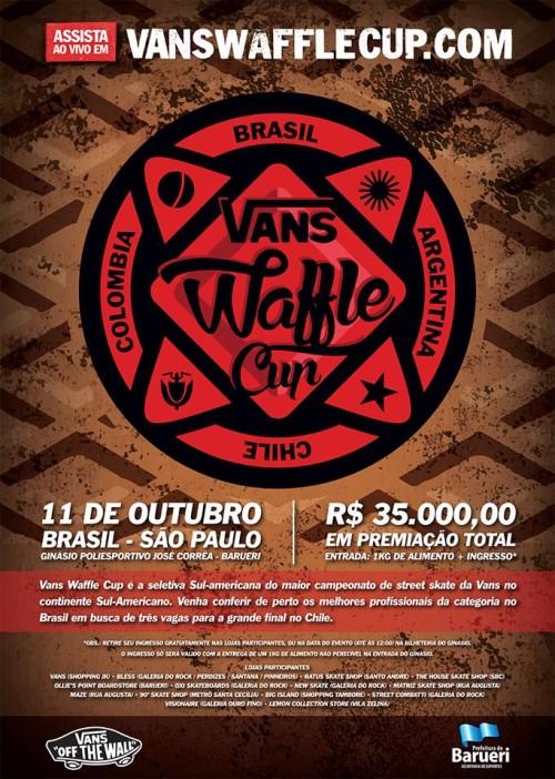 Vans Waffle Cup