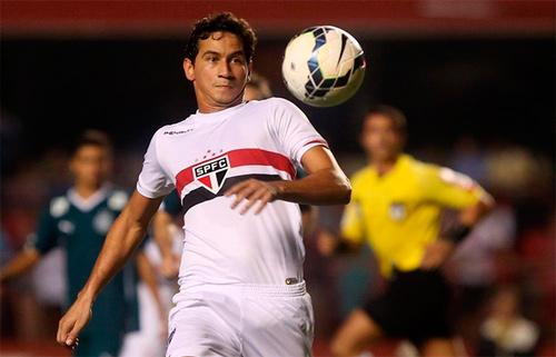 Paulo Henrique Ganso, meia são-paulino (Rubens Chiri/saopaulofc.net )