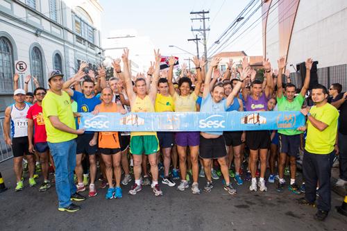 Maratona de Equipes Sesc Bom Retiro (Divulgação)