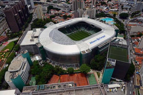 Allianz Parque (Divulgação)