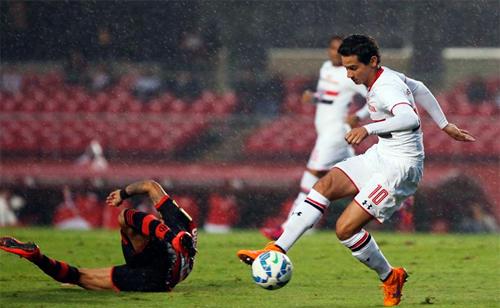Paulo Henrique Ganso, meia do São Paulo (Rubens Chiri/saopaulofc.net)