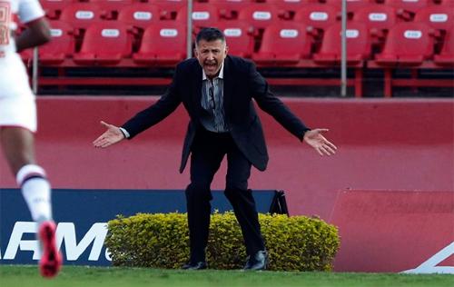 Juan Carlos Osorio, treinador do São Paulo (Rubens Chiri/saopaulofc.net)