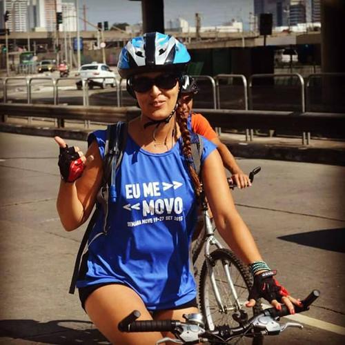 Ale Brito, ciclista