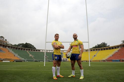 Rugby no Pacaembu (CBRu)