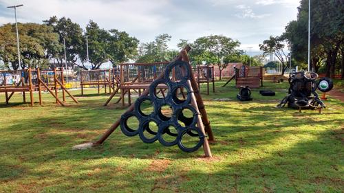 Playground do CER (Esportividade)