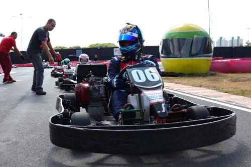 Kart no Speedland (Divulgação/RF1)