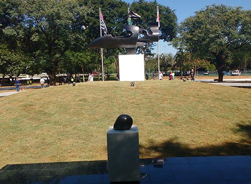 Praça Ayrton Senna do Brasil (Esportividade)