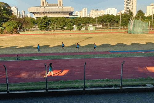 Pista de atletismo do Centro Olímpico de Treinamento e Pesquisa (Esportividade)