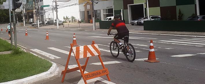 São Paulo fica sem ciclofaixas de lazer aos domingos após encerramento de patrocínio