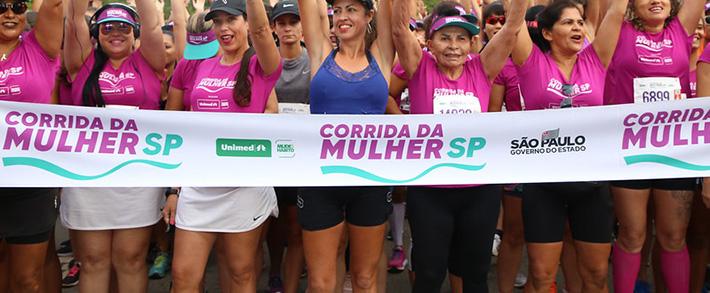 Corrida da Esperança segue linha da Corrida da Mulher SP já em 28 de novembro de 2021