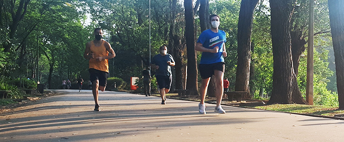 Evento-teste de corrida de rua ganha data em São Paulo e é chave para a retomada