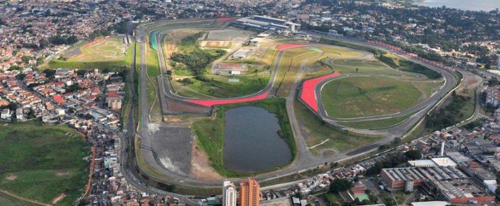 GP São Paulo, ex-GP do Brasil, é confirmado e estará no calendário da Fórmula 1 até 2025