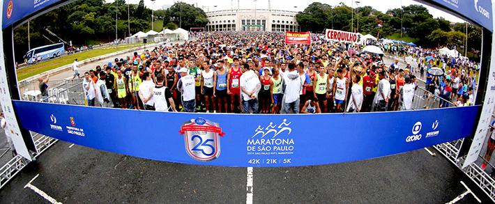 Maratona Internacional de São Paulo sofre terceiro adiamento e fica para outubro-2021