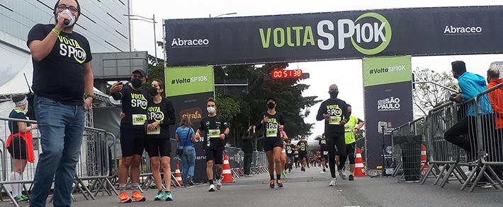 Governo finalmente parece ter levado a sério retomada das corridas de rua em São Paulo